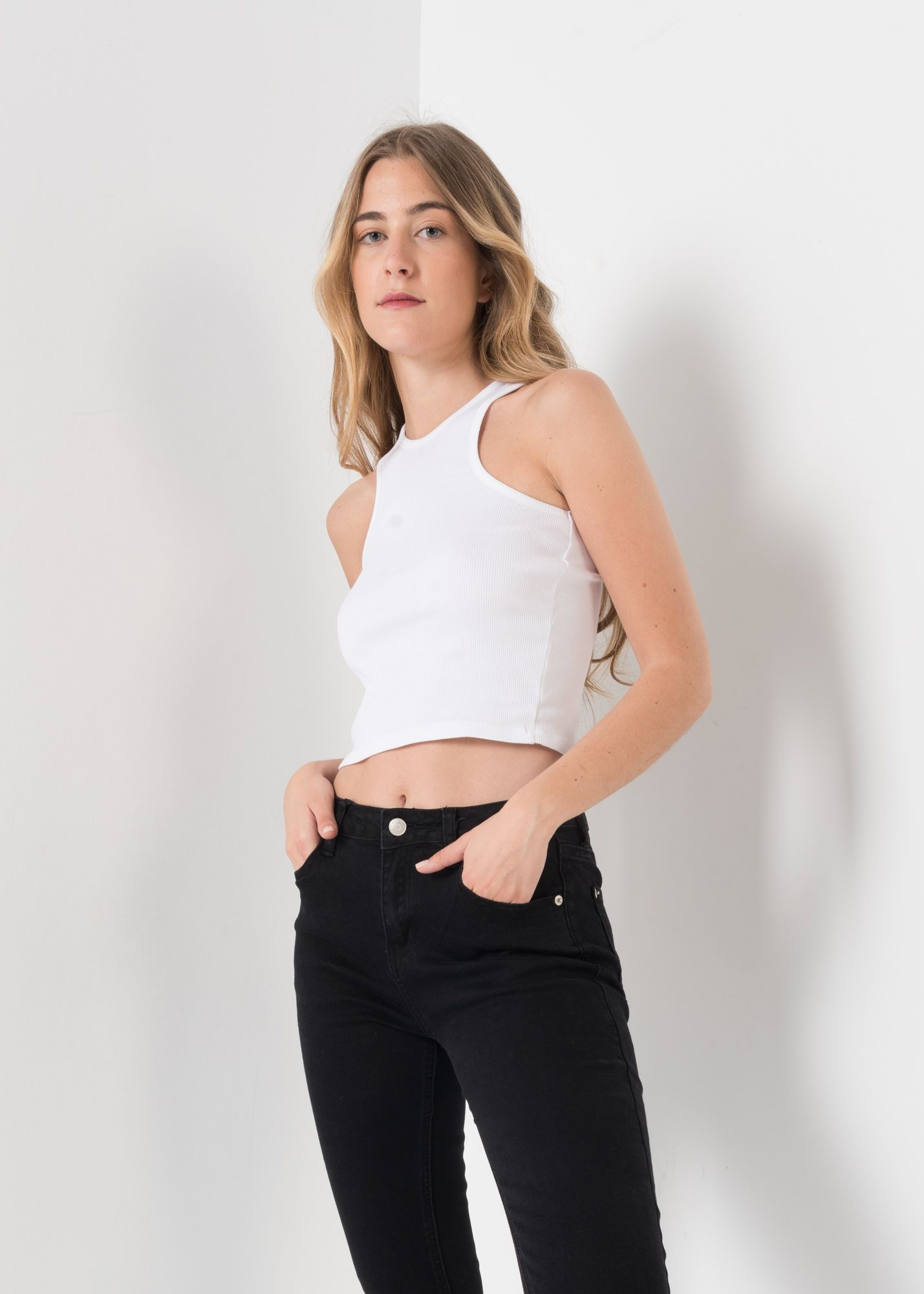SKINNY COMFORT FIT JEANS